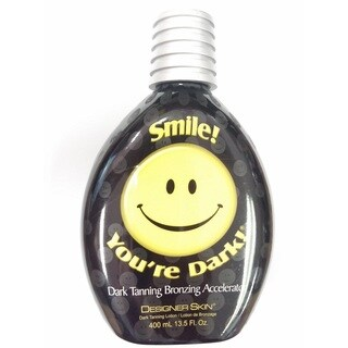 Designer Skin Smile! You're Dark 13.5-ounce Bronzer