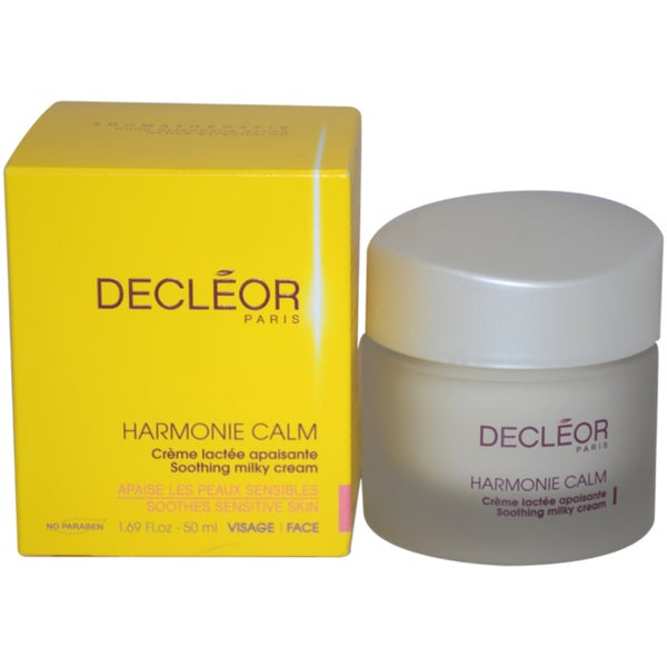 Decleor Harmonie Calm Soothing Milky Cream1.69-ounce Sensitive Skin Cream