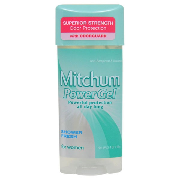 Mitchum Clear Gel Women's 3.4-ounce Shower Fresh Antiperspirant/ Deodorant