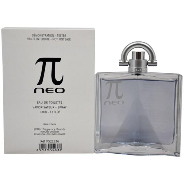 Givenchy Pi Men's 3.3-ounce Eau de Toilette Spray (Tester)