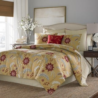 Stone Cottage Allegra Cotton Sateen Duvet Cover Set and European Sham Set Seperates
