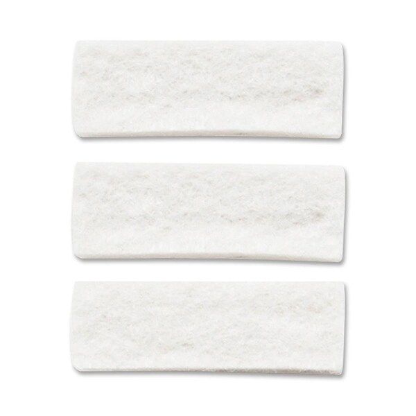 Sparco Numbering Machines Uninked Refill Pads (Pack of 3)