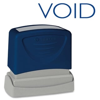 Sparco VOID Blue Title Stamp - Each