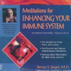 Meditations for Enhancing Your Immune System (CD-Audio)