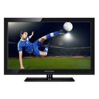 15-inch Proscan 12 Volt AC/DC PLED1526A Widescreen HD LED TV with ATSC Digital Tuner