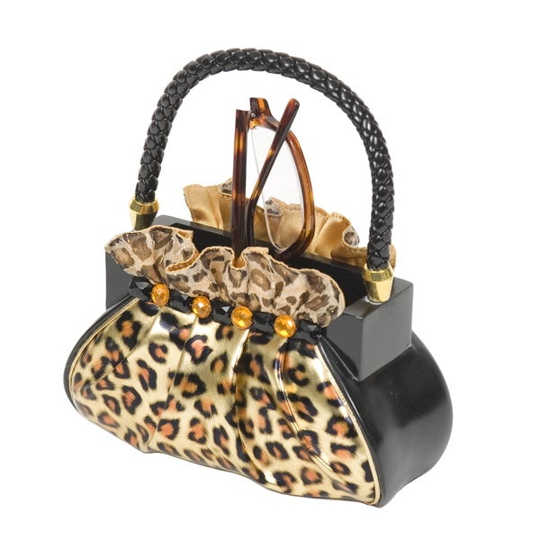 Leopard Purse Accessory Holder