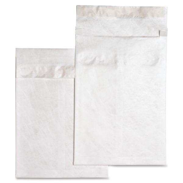 Sparco Plain Openend Tyvek Expansion Envelopes (Carton of 100)