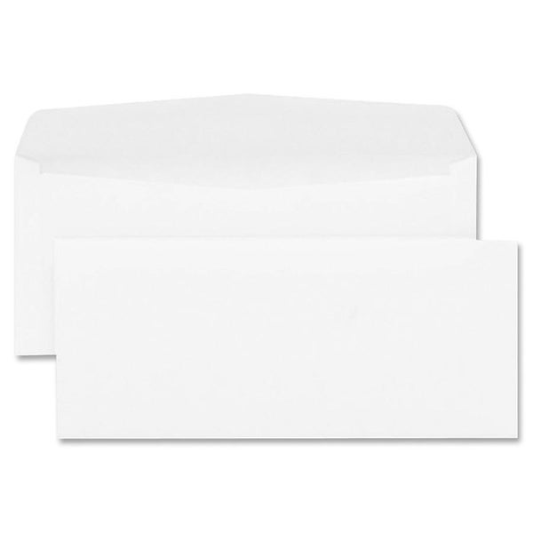 Sparco Side Seam White Wove Envelopes (Box of 500)