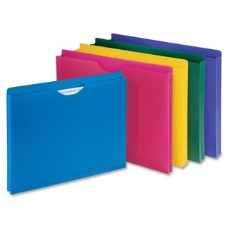 Sparco Poly File Jacket (Pack of 10)
