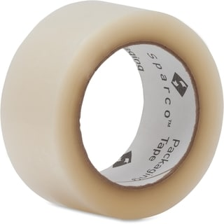 Sparco Transparent Sealing Tape