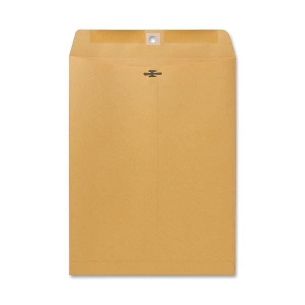 Sparco Heavy-Duty Clasp Envelopes - 100/BX