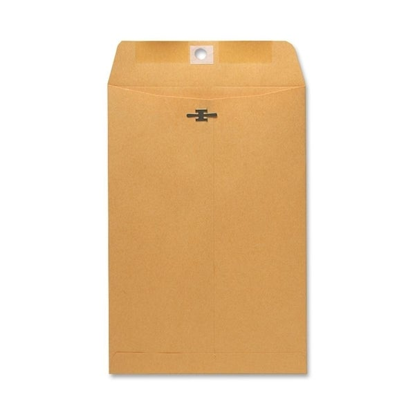 Sparco 12-inch Heavy-Duty Clasp Envelopes (Box of 100)