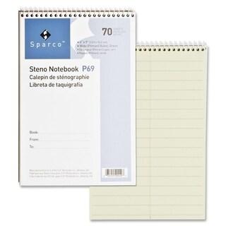 Sparco Steno Notebooks - Each