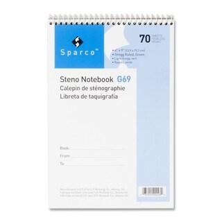 Sparco Steno Notebooks