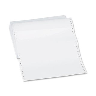 Sparco Continuous-form Blank Computer Paper - 4800/CT