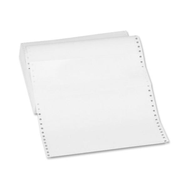 Sparco 1-Part Blank Continuous-form Computer Paper - 2600/CT