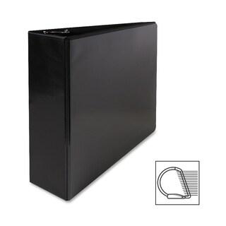 Sparco Black 13-inch Deluxe Slant Ring Vue Binders