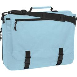 Mercury Luggage Book Bag Baby Blue