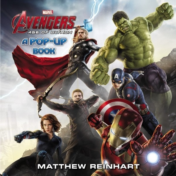 Marvel Avengers Age of Ultron (Hardcover) 14137469