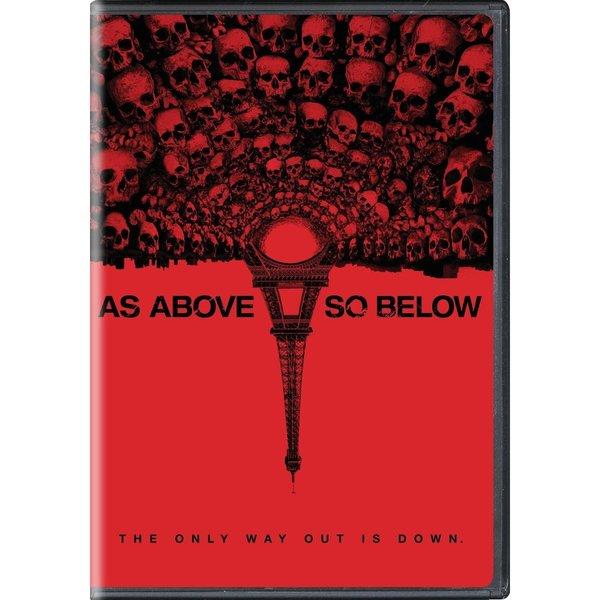 As Above, So Below (DVD) 14137485
