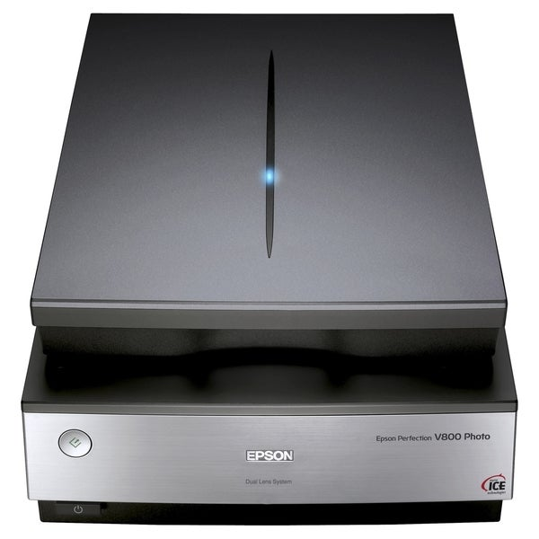 Epson Perfection V800 Flatbed Scanner - 6400 dpi Optical
