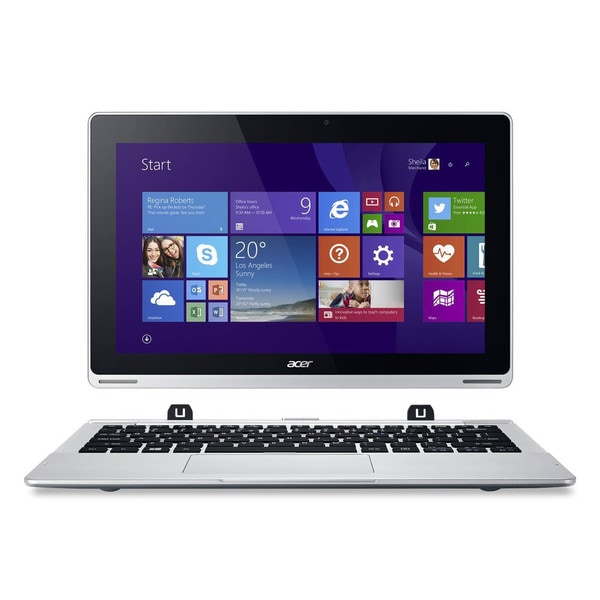 "Acer Aspire SW5-111-18DY 64 GB Net-tablet PC - 11.6"" - In-plane Switc"