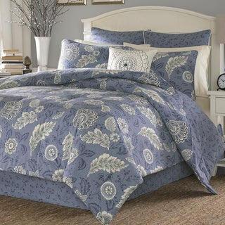 Stone Cottage Avignon Cotton Sateen 3-piece Duvet Cover Set and European Sham Set Seperates