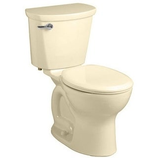 American Standard Bone Cadet Pro Right Height Elongated 10-inch Round Left-lever Seat