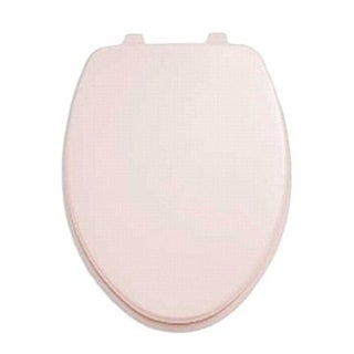 American Standard LinenLaurel Toilet Seat with Round-front Cover