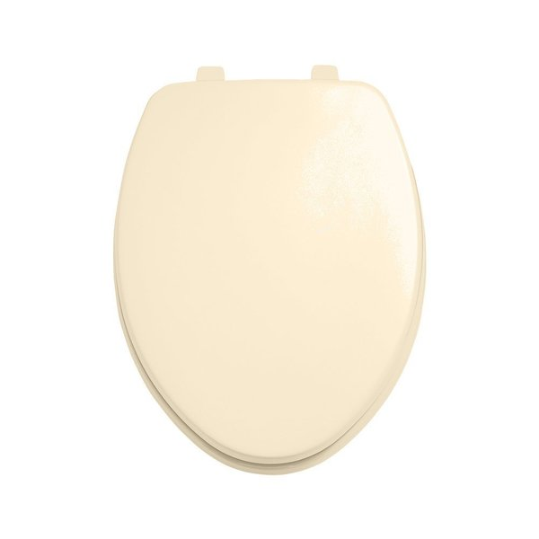 American Standard BoneLaurel Toilet Seat with Elongated Cover