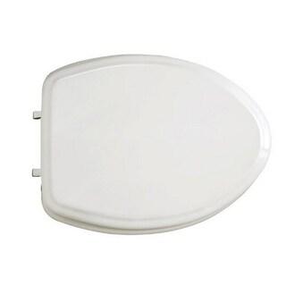 American Standard White Standard Elongated Seat