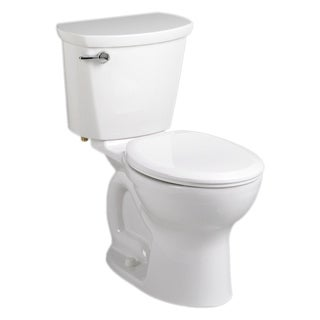 American Standard White Cadet Pro Compact Right Height Elongated Bowl (Bowl Only)