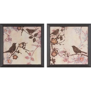 Birds and Branches (Set of 2)