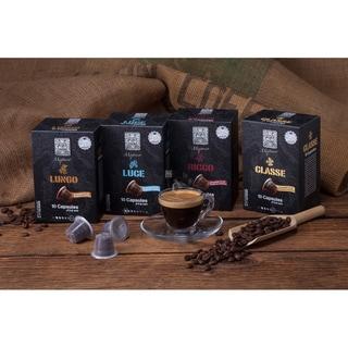 Mixpresso Nespresso Compatible Espresso Capsules (10 capsules)