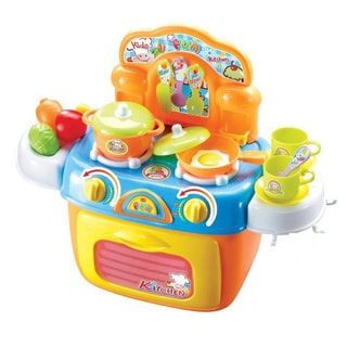 Berry Toys My First Portable Kitchen Play Set