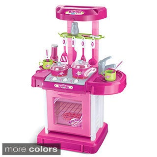 Berry Toys Play And Carry Plastic Play Kitchen