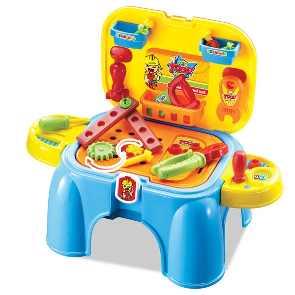 Berry Toys My First Portable Play and Carry Tools Play Set 14139826