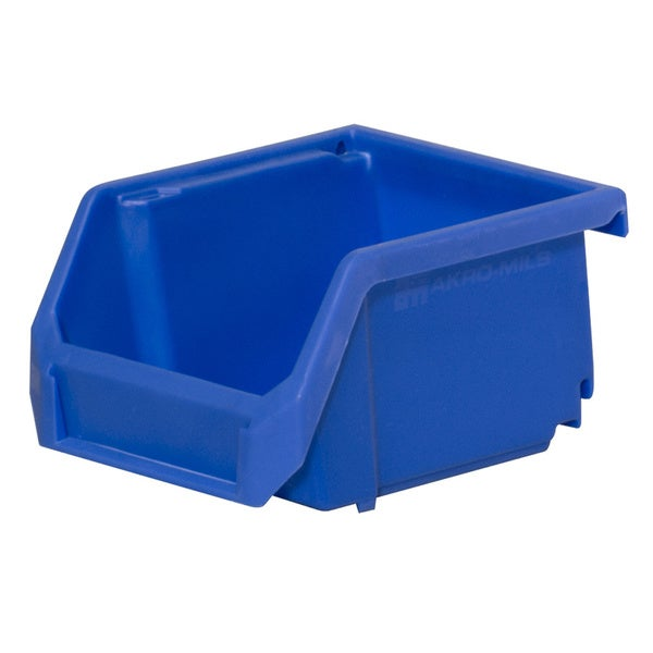 Akro-Mils HSB210 Titan Stacking, Hanging and Nesting Plastic Industrial Grade Small Parts Storage Bin (Case of 24)