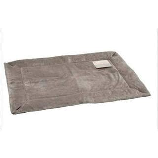K & H Pet Products Self-Warming Crate Pad Gray