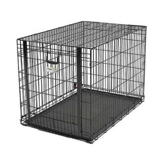 Midwest Ovation Dog Crate with Up and Away Door