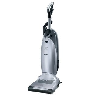 Miele S7580 Swing with Microset and SFD20 Flexible Crevice Tool Upright Vacuum