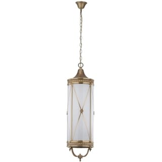 Safavieh Indoor 6-light Darby Large Brass Pendant