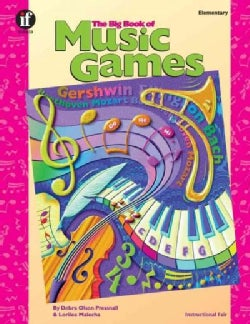 The Big Book of Music Games (Paperback)