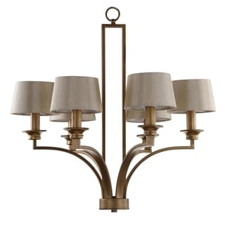 Safavieh Indoor 6-light Mindy Craftsman Gold Pendant