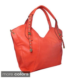Lithyc Nadia Vegan Leather Shoulder Handbag