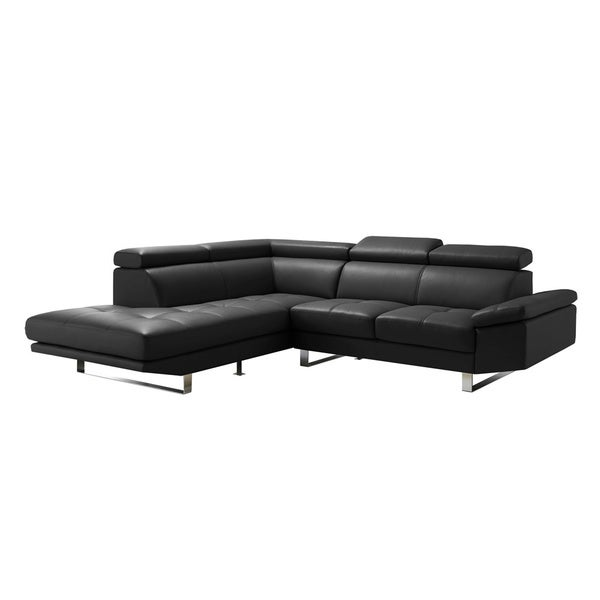 Aurelle Home RIGA Sectional Sofa