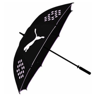 Puma Single Canopy Umbrella Black