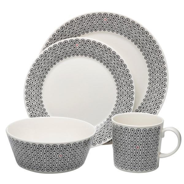 Royal Doulton Foulard Star 16-piece Dinnerware SetRoyal Doulton Foulard Star 16-piece Dinnerware Set 14144875