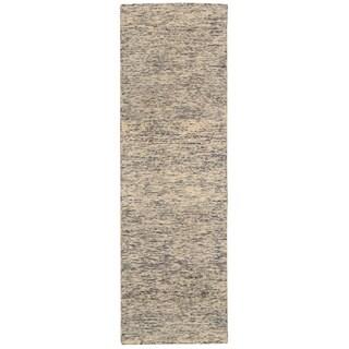 Nourison Sterling Grey Rug (2'3 x 7'6)