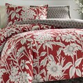 City Scene Cecilia Reversible Cotton Duvet Cover Set
